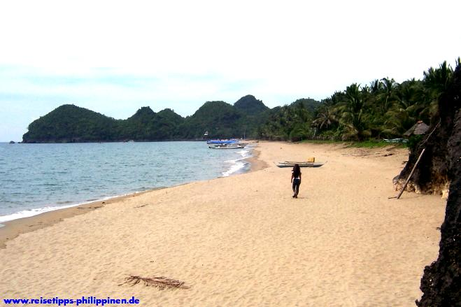 Sugar Beach, Sipalay