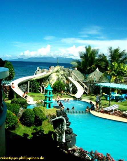 Manhattan Beach Resort, St. Domingo, Albay